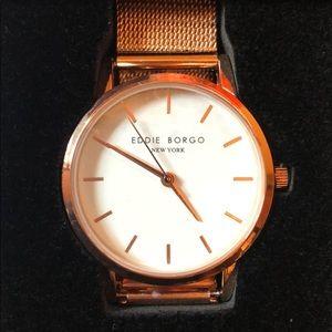 "Eddie Borgo Accessories - BRAND NEW- Eddie Borgo ""The Soho"" Rose Gold Watch"